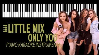 Baixar Cheat Codes, Little Mix - Only You KARAOKE (Piano Instrumental)