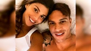 ¿Paolo Guerrero y Alondra García, los nuevos engreídos de...