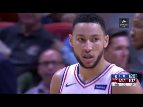 Ben Simmons | Highlights vs Miami Heat (11.12.18)