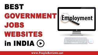 Best Government Jobs Websites in India – Top 10 List