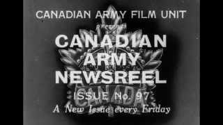 Canadian Army Newsreel No.97