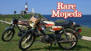 The Rare Mopeds of Montauk
