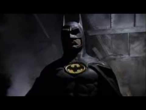 """Batman Retrospective part 1:""""Batman""""(1989)"""
