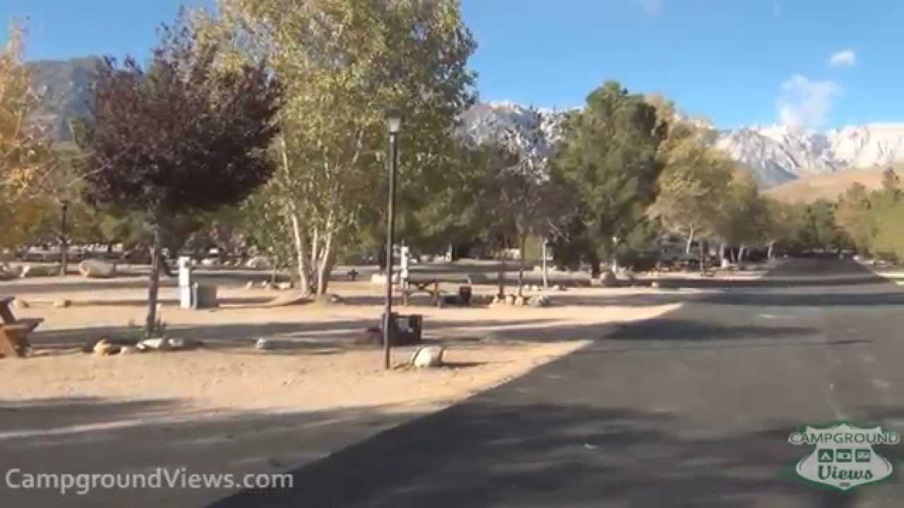 Lone pine ca rv parks with hookups