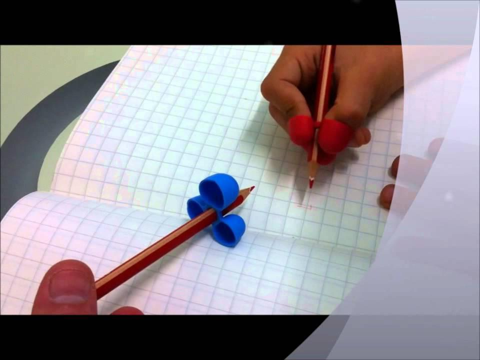 Tre ditali di gomma per migliorare l'impugnatura della ... Ditali