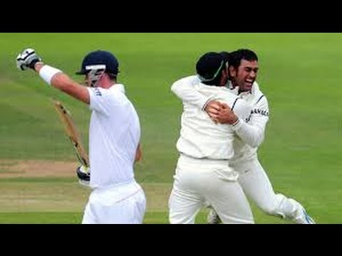 """M S Dhoni First Test Wicket -"""" He is still my first Test wicket"""""""