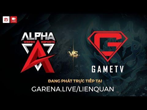 AP vs GTV [Vòng 8  - Ván 1] [06.10.2017]