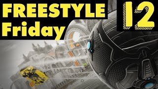 Rocket League | Freestyle Friday 12 | Funny Moments!