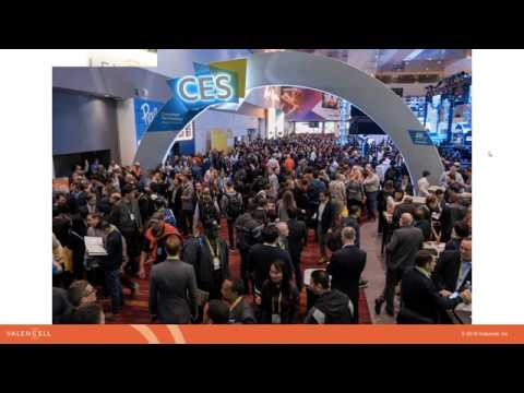 Webinar: What you missed at CES 2018