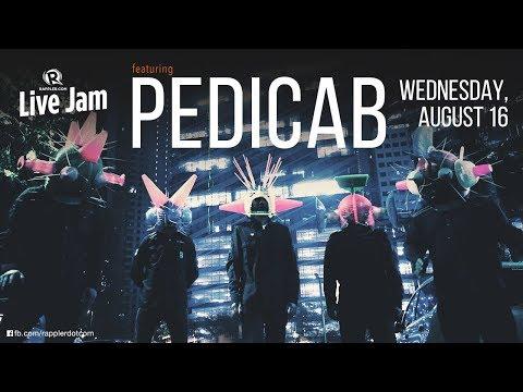 Rappler Live Jam: Pedicab