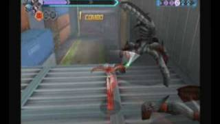 Nightshade (PS2) Playthrough pt.7 Stage 5