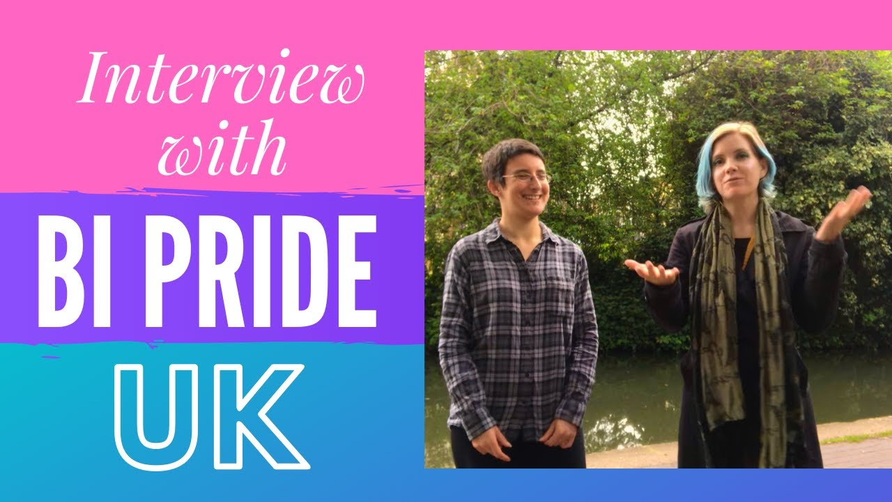 Interview with BI PRIDE UK