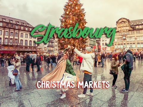 The BEST Christmas Markets in Europe! w/Eurotunnel - #Ad