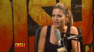 Candace Cameron Bure Visits 'Dish Nation' -- Extended Cut!