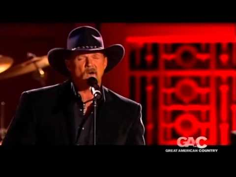 "Trace Adkins  ~"" King Of The Road"""