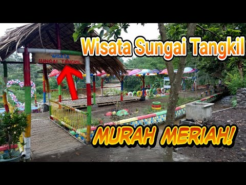 Wisata Sungai Tangkil Wlingi Blitar Murah Meriah Youtube