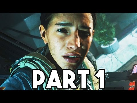 Call of Duty Infinite Warfare Gameplay Walkthrough Part 1 - Intro / Mission 1 (FULL GAME GAMEPLAY)