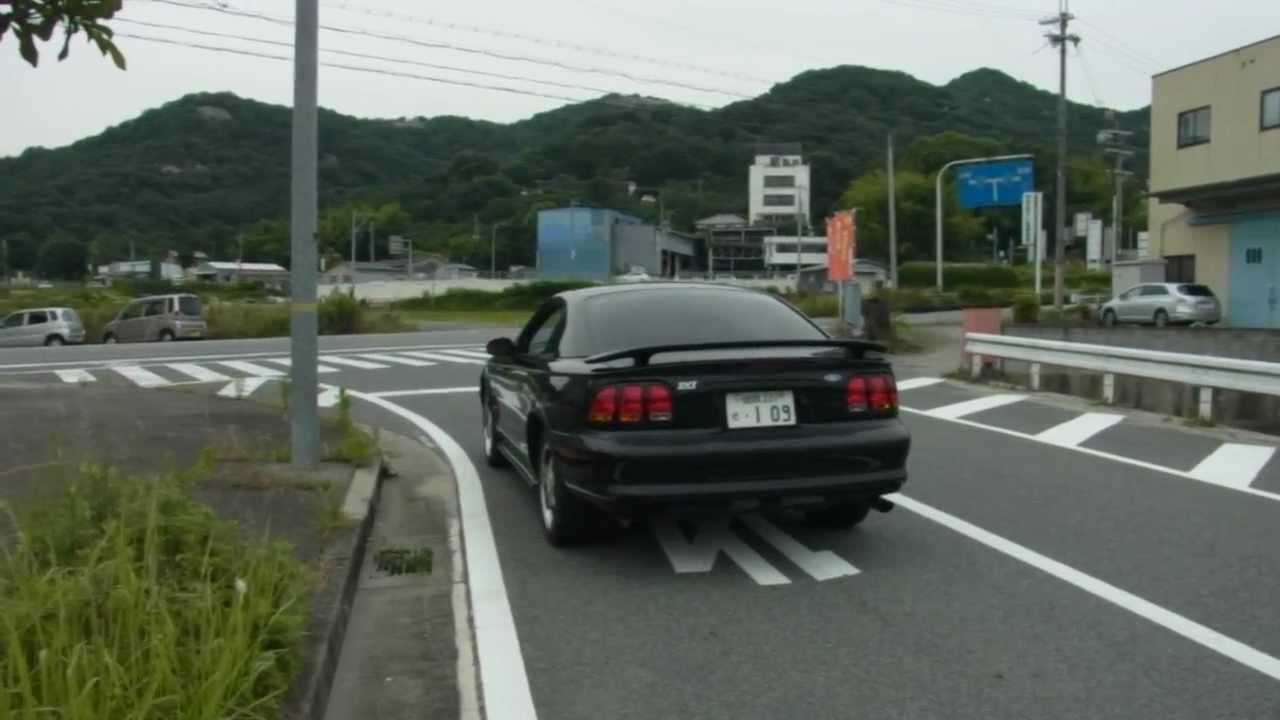 Ford mustang svt cobra 1996 japan フォード マスタング コブラ 1996