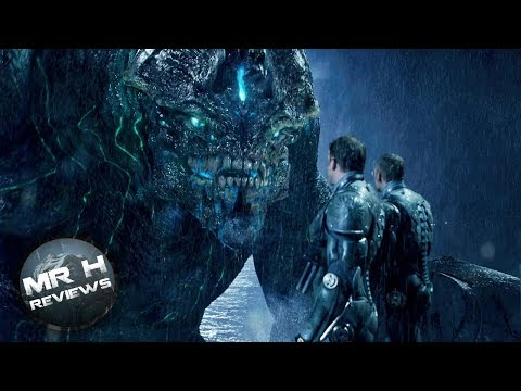 Leatherback Pacific Rim Kaiju - Explained