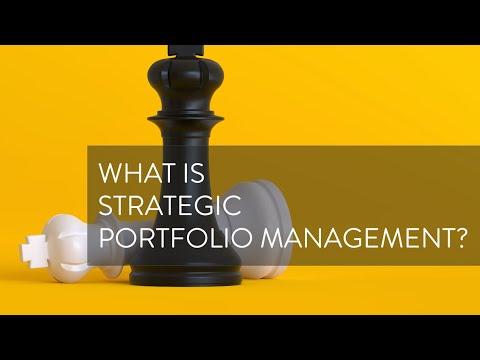 What is SPM? Strategic Portfolio Management in two minutes