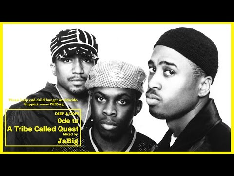 "A Tribe Called Quest: ""The Best of"" Tribute 90s Old School Jazz Hip-Hop Mix Playlist. ✊ Phife Dawg"
