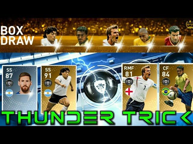 LEGENDS: SPANISH CLUBS BOXDRAW TRICK||MOST EFFECTIVE 2 TRICK||PART_1||ONLINE VIDEO GAME||#PESEMPIRE