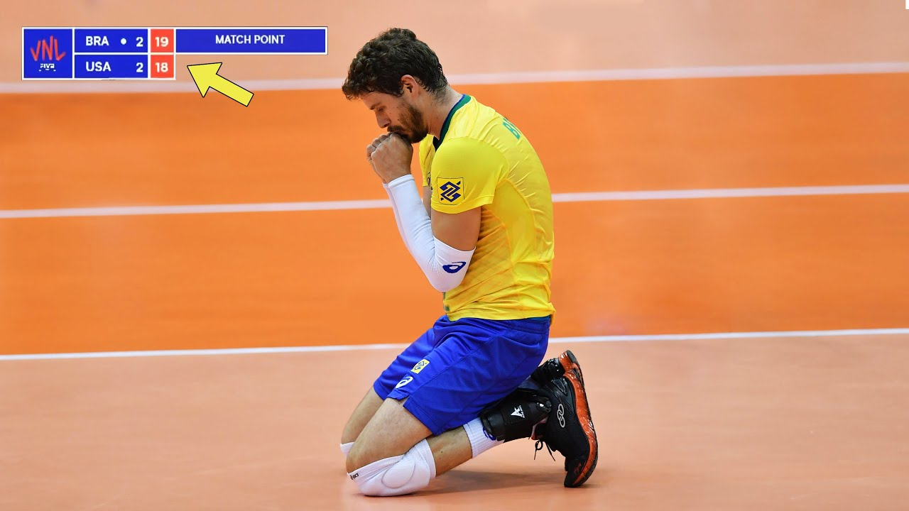 The Most Dramatic & Emotional Volleyball Comeback (HD)