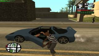 Прохождение GTA San Andreas на 100%(Перекрашиваем граффити #2)