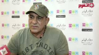 محمد لطفي: نفسي أجسد قصة حياة نجيب الريحاني (اتفرج)