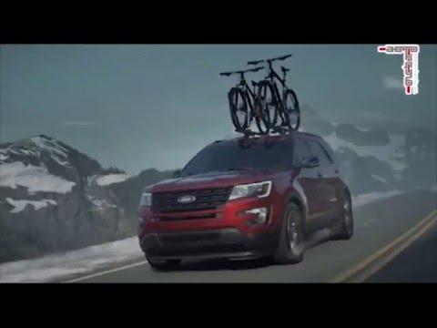 Обзор модельного ряда Ford 2015