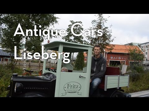 Flat Rides- Antique Cars, Metallbau Emmeln at Liseberg