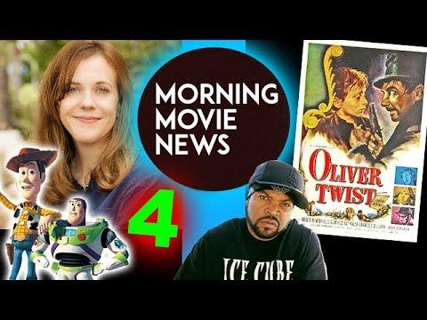 Toy Story 4 hires screenwriter Stephany Folsom, Ice Cube