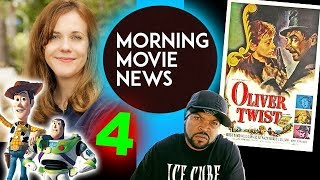 Toy Story 4 hires screenwriter Stephany Folsom, Ice Cube