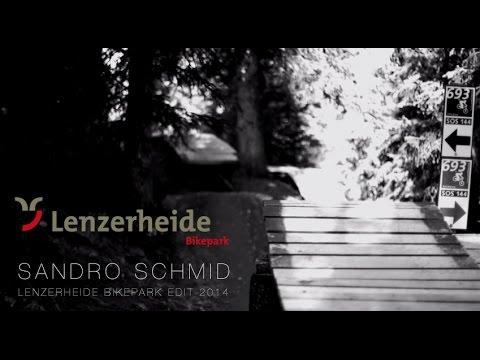 MTB DOWNHILL    I    Sandro Schmid    I    Bikepark Lenzerheide 2014