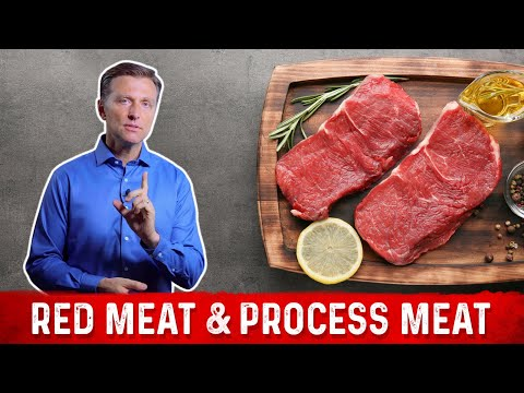 Red Meat & Process Meat Are NOT the Same!