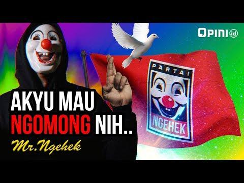 Mr. Ngehek Angkat Bicara Soal Dildo | MR. NGEHEK