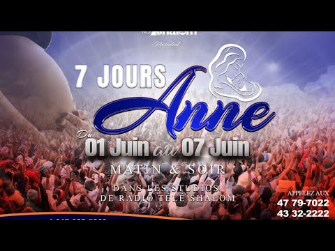 7 JOURS ANNE | RADIO TELE SHALOM | SHARE, SUBSCRIBE.
