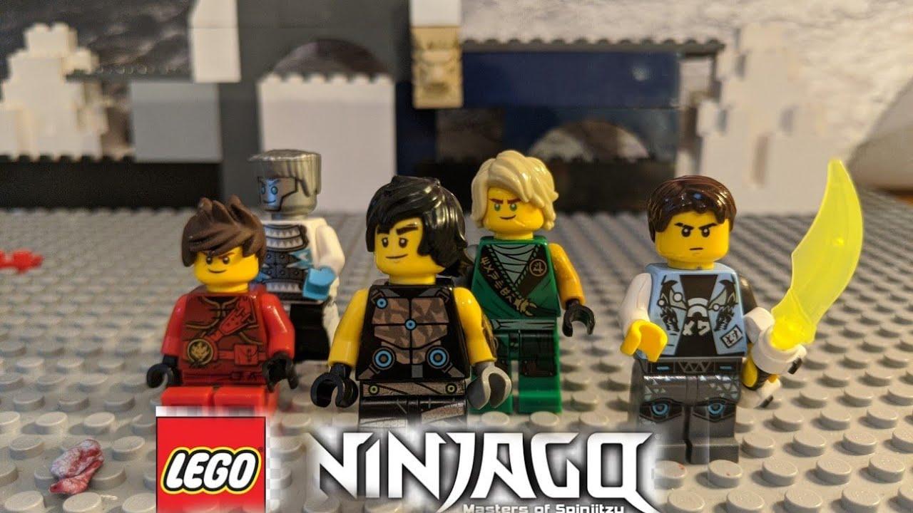 LEGO Ninjago S3 Intro Re-upload - YouTube