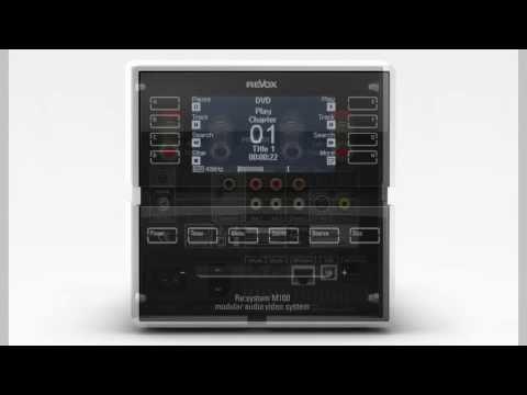 Revox M100 Varianten