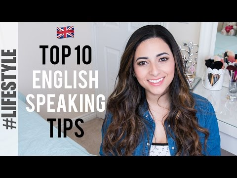 HOW I BECAME FLUENT IN ENGLISH + TOP 10 ENGLISH SPEAKING TIP