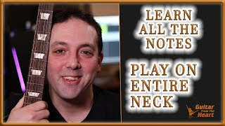 "Learning All The Notes - Part 7 | Total Neck Domination By Playing ""In The Pocket"""