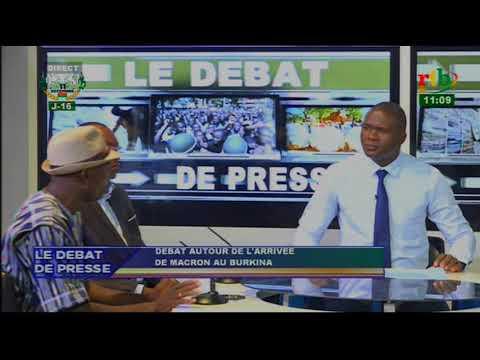 rtb/Débat de presse du 26 Novembre 2017