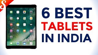 6 Best Tablets in India with Price