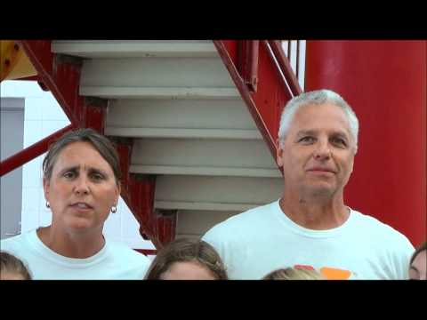 ALS Ice Bucket Challenge 2014  Bill Breider & Sharon Johnson