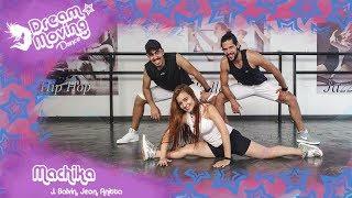 Baixar Machika - J. Balvin, Jeon, Anitta - Jéssica Maria Arroyo | Coreografia