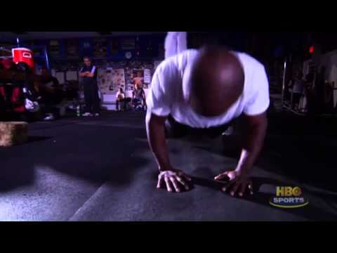 HBO Boxing: Portrait Of A Fighter - Timothy Bradley