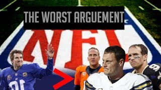 The Most Toxic Arguement In Football