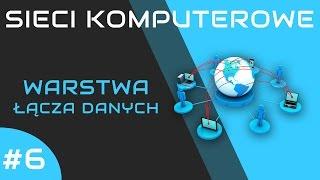 Sieci komputerowe odc. 6 - Warstwa łącza danych, Ethernet, ARP