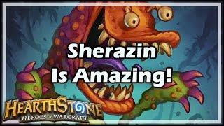[Hearthstone] Sherazin Is Amazing!