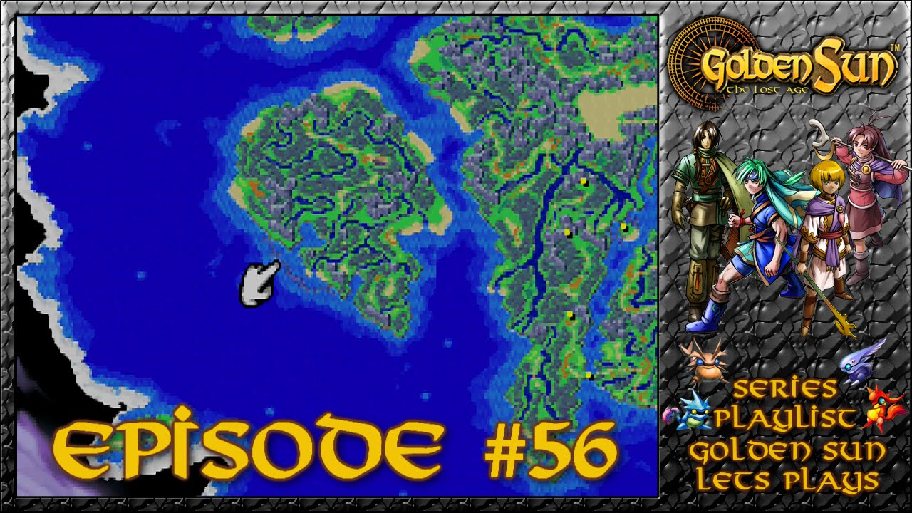 Golden sun the lost age lost in the western sea core episode golden sun the lost age lost in the western sea core episode 56 youtube gumiabroncs Choice Image